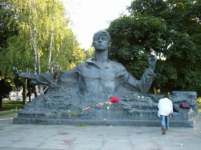 памятник Сергею Есенину