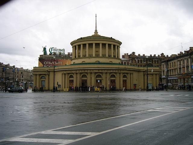 санкт-петербургский метрополитен, станция метро площадь восстания