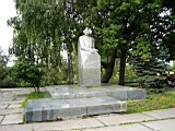 Monument of Sergeev-Censky