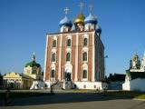 The Uspensky cathedral, Ryazan