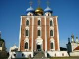 The Uspensky cathedral of Ryazan citadel