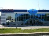 The bus station of Ryazan