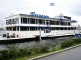 "A floating bar-restaurant ""Europe"""
