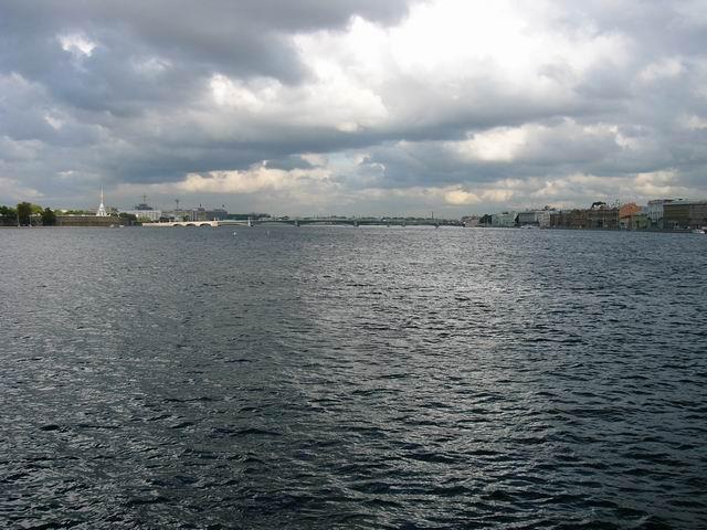 фото реки Нева