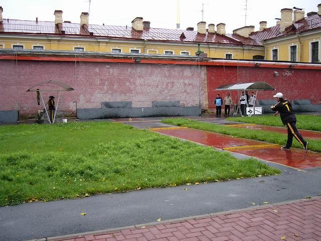 соревнования по игре в городки