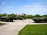 открытая выставка военной техники