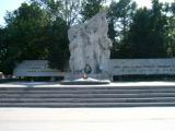 The Eternal Fire monument