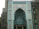 A mosque entrance